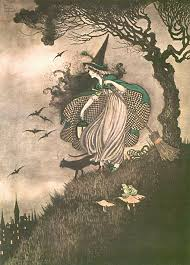 Trixie The Halloween Fairy Pages by From Elves Fairies By Ida Rentoul Outhwaite It U0027s October