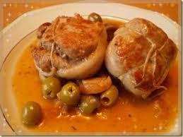 comment cuisiner paupiette de veau paupiettes de veau aux olives recette ptitchef