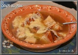 cuisine roborative soupe au gratinée la cuisine de lilly