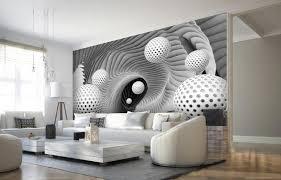 fototapete kugeln 3d effekt schwarz weiß fototapeten tapete wandbild modern abstrakt tunnel m1264