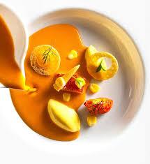 dressage des assiettes en cuisine l assiette gastronomique en photos archzine fr garnir