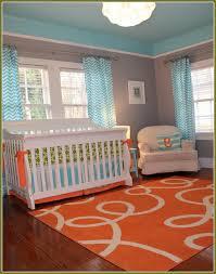 Turquoise And Orange Area Rugs