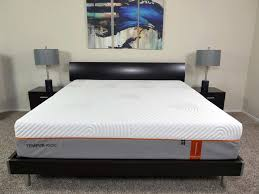 tempurpedic contour rhapsody luxe mattress review sleepopolis