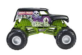 Hot Wheels Monster Jam Giant Grave Digger Truck, Die-Cast Vehicles ... Remote Control Grave Digger Monster Jam Truck By Traxxas 124 Scale Die Cast Metal Body Cjd20 Personalized Iron On Transfers Ons Fingerhut New Bright Mj Remotecontrol Hot Wheels Trucks Toysrus Rc Grave Digger Industrial Co Power Ride On Crushes Power Wheels Grave Digger Monster Truck Uvanus Action 12 Volt Youtube Decals Modifiedpowerwheelscom