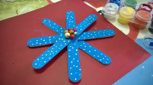 Easy Snowflake Crafts For Kids To Make This Christmas With Decorations Toddlers