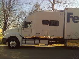 Dock High Straight Truck With Sleeper For Sale, | Best Truck Resource