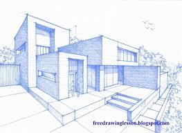 100 Modern Architecture House Floor Plans Drawn Modern Home Architecture Sketches House Modern