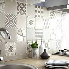 stickers cuisine carrelage carrelage mur cuisine moderne 13 faience stickers mural