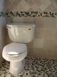 Sliced Pebble Tiles Uk by Bathroom Pebble Tile Border Google Search Ideas For The House