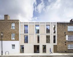100 Contemporary Housing Haptic Completes Contemporary Housing In Chelsea