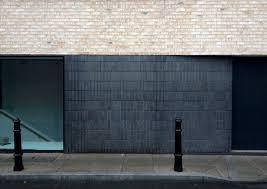 Zephyr Terrazzo Under Cabinet Range Hood by Photo Features Brickwork In Studio 4x8 In A Brick Joint Pattern On