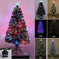 Small Fibre Optic Christmas Trees Uk by Fiber Optic Christmas Trees Ebay