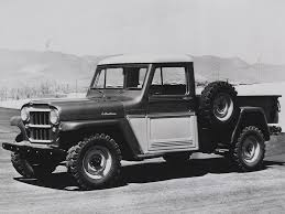 100 1960s Trucks For Sale The Long Illustrious History Of Jeep Pickup Top Speed