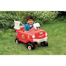 100 Fire Truck Cozy Coupe Little Tikes Spray And Rescue Findel International