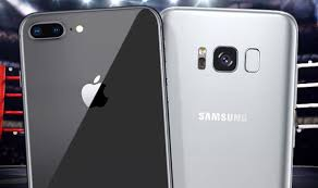 Galaxy S8 vs iPhone 8 e of these suffered an embarrassing