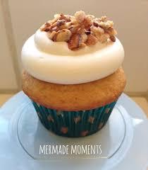 Mermade Moments Burnt Almond Cupcake Recipe