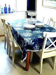 Dining Room Table Covers With Tablecloth Ideas