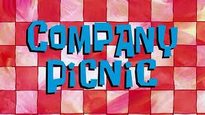That Sinking Feeling Spongebob Full Episode by Company Picnic Nickelodeon Fandom Powered By Wikia