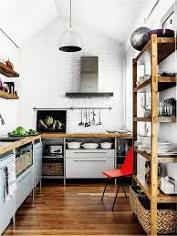 Rustic Industrial Kitchen Design Interior