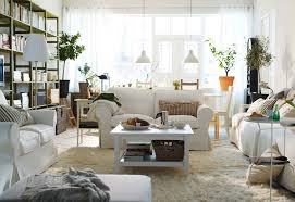 thecrazypotion ikea white living room images