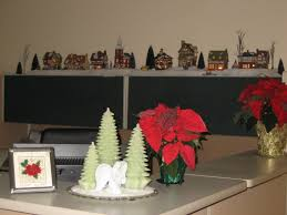 Office Cubicle Holiday Decorating Ideas by Easy Office Christmas Decorating Ideas Billingsblessingbags Org