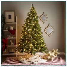 Slim Pre Lit Christmas Trees by Foot Slim Pre Lit Christmas Trees