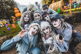 Halloween Town Characters by Alton Towers Resort Altontowers Twitter