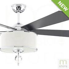 Allen And Roth Ceiling Fan Light Kit by Allen Roth Victoria Harbor 52 In Polished Chrome Indoor Downrod