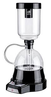 Diguo New Generation Electric Siphon Syphon Coffee Maker Vacuum Brewer Slow Brew