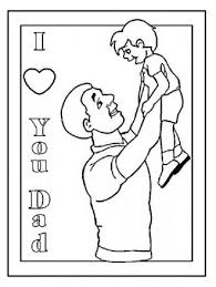 Fathers Day Printable Card Image