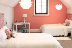 decorating with shades of coral 22 beautiful bedroom color