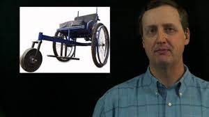 Leveraged Freedom Chair Mit by Third World Wheel Chair Innovation Youtube