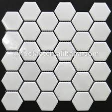 large hexagon mosaic pattern tile buy large hexagon mosaic tile