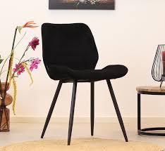 gastro stuhl samt toby schwarz cozy interior concepts