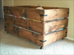 awesome wood toy box plans