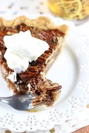 Epicurious Pumpkin Pecan Pie by Brown Butter Bourbon Pecan Pie