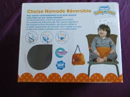 chaise nomade baby to chaise nomade baby to chaise nomade koo di equipement nomade