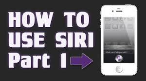How to Use Siri iPhone 5 4S Review Tutorial Demo iOS 5
