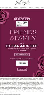 Saks Off Fifth Online Coupon Code : Times Deals Ghaziabad Saks Fifth Avenue 40 Off Coupon Codes September 2019 To Create Huge Mens Luxury Shoe Department Fifth Coupon 2018 Whosale Coupons For Off 5th Saks Deals On Sams Club Membership Friends And Family Free Shipping Stackable Code And Pinned December 14th Extra Everything At Off Ave Six Flags Codes