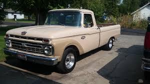 1966 Ford F100 - Kevin V. - LMC Truck Life