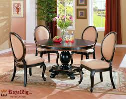 Elegant Round Dining Room Table Sets Hillsdale Fniture Monaco 5piece Matte Espresso Ding Set Glass Round Table And 4 Chairs Modern Wicker Chair 5 Pcs Gia Ebony 1stopbedrooms Room Elegant Nook Traditional Sets Cheap Kitchen Elegant Home Design Round Glass Ding Room Table And Chairs Signforlifeden Within Neoteric Design Inspiration Tables Mhwatson For Small