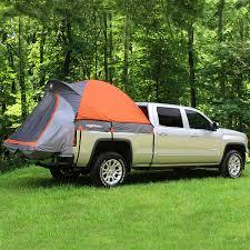 Rightline Gear 110750 Full-Size Short Truck Bed Tent, 5.5-Feet ...