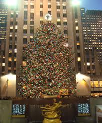 Christmas Tree Rockefeller Center Lighting by Rockefeller Center Tree Mix 96