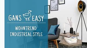 wohntrend industrial style