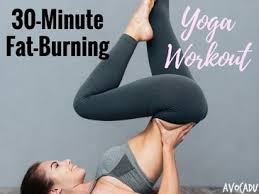 30 Minute Fat Burning Yoga Workout For Beginners