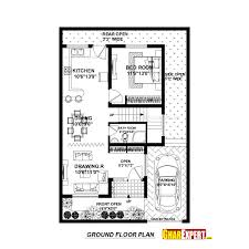 House Plan For 30 Feet By 45 Feet Plot Plot Size 150 Square