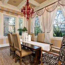 Dining Room Neoclassical Luxury In Seattle