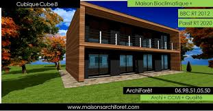 prix cout et devis de construction d une maison ossature bois par