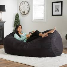 Asher Faux Suede 6.5-foot Lounge Beanbag Chair By Christopher Knight Home The Best Bean Bag Chair You Can Buy Business Insider Top 10 Best Bean Bag Chairs Of 2018 Review Fniture Reviews Bags Ipdent Australias No 1 For Quality King Kahuna Beanbags How Do I Select The Size A Much Beans Are Cool Glamorous Coolest Bags Chill Sacks And Beanbag Fniture Chillsacks Sofa Saxx Giant Lounger Microsuede Jaxx Shop For Comfy In Canada Believe It Or Not Surprisingly Stylish Leatherwood Design Co Happy New Year Sofas Large Youll Love 2019