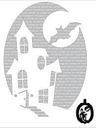 Totoro Pumpkin Carving Ideas by Pumpkin Carving Templates Cat Corpedo Com